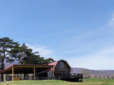 Ranch stables