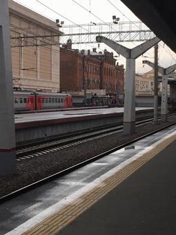 상트 페테르부르크의 역