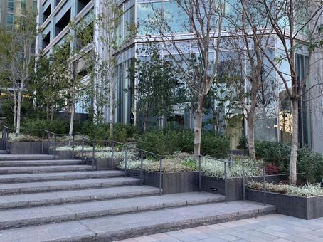 Shibuya office district