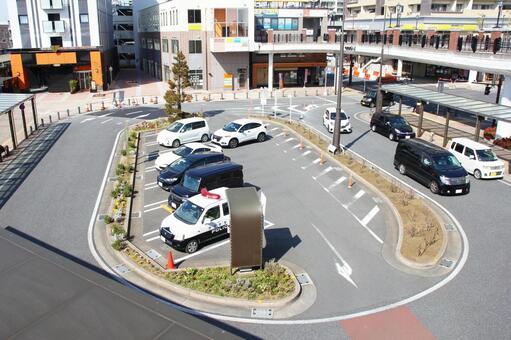 로타리 히가시 마쓰야마 역