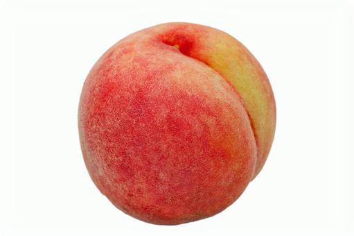 One peach with peach PSD