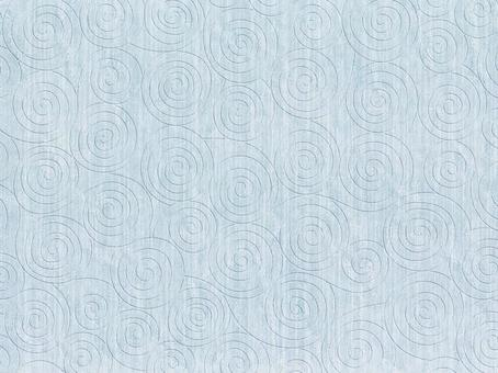 Background whirlpool pattern blue system