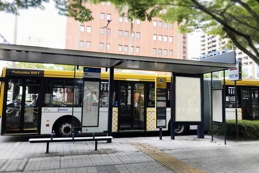 铰接公共汽车1