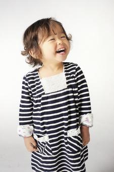 웃는 여자 3