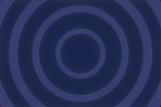 Circle geometric pattern navy background material