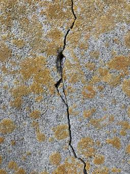 Cracked old concrete texture material _b_17