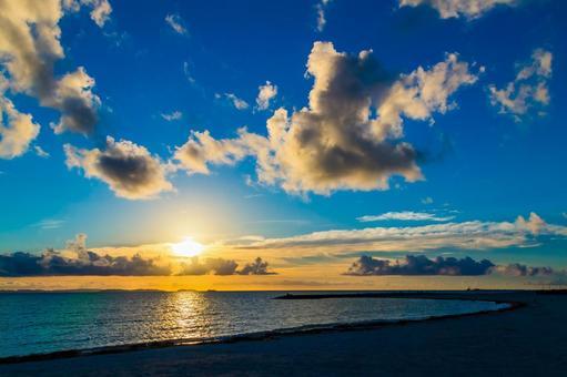 【Okinawa ☆ Sunset】