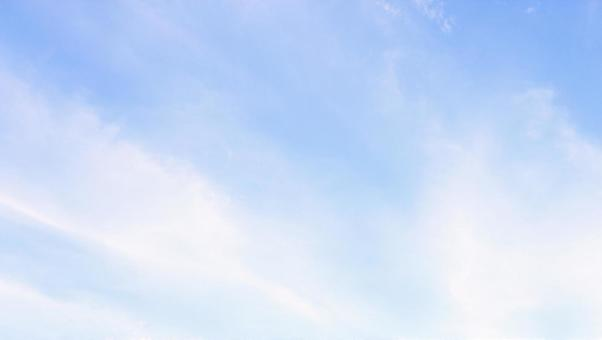 Background texture light blue sky