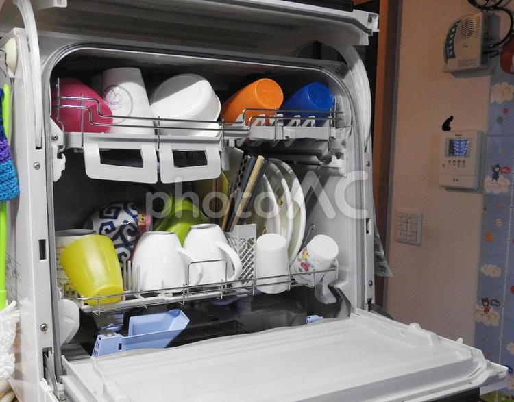 食洗機_イメージの写真