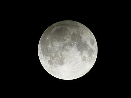 Penumbra Lunar eclipse (Age 14.7)