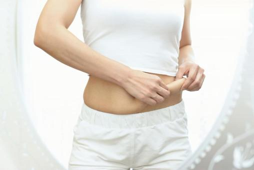 Women who are worried about subcutaneous fat