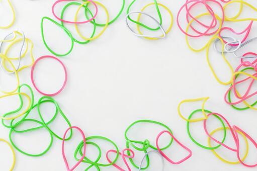 彩色橡皮筋E
