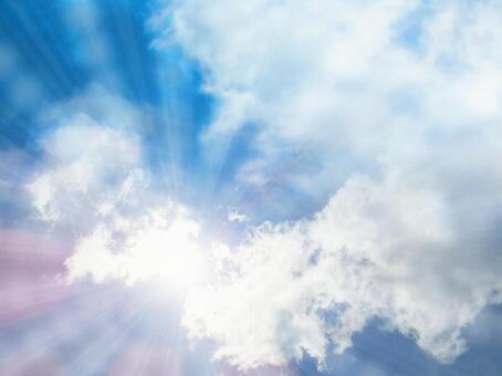 Sky and cloud 02