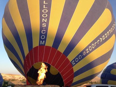 Cappadocia balloon 3