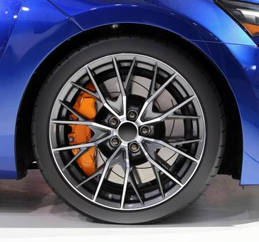 Cars Wheels Tires Sporty