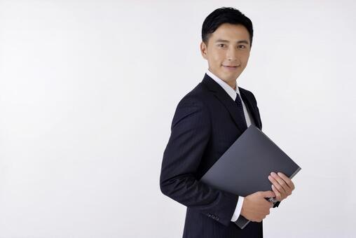 Japanese salaried worker 331
