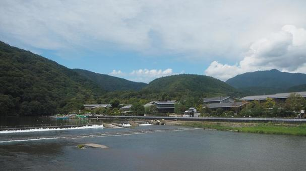 Arashiyama Katsura River