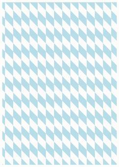 Geometric texture Parallelogram light blue