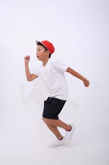 Running child 1