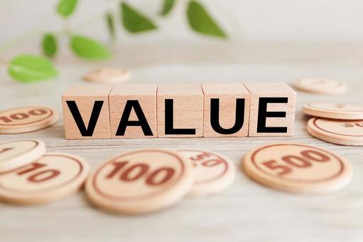 VALUE 가치 가치