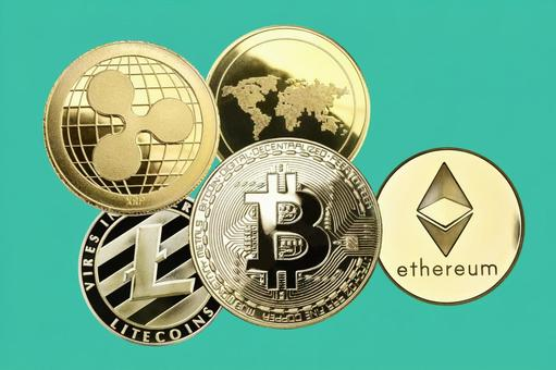 Virtual currency image