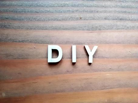 DIY wood grain