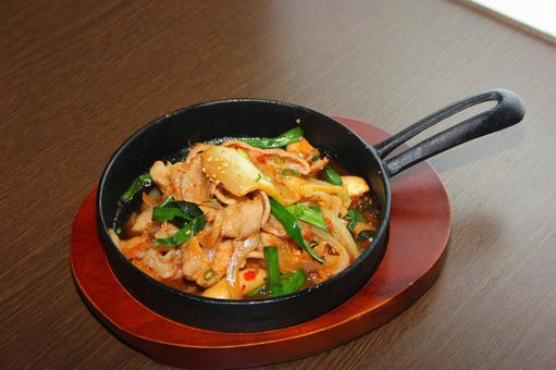 豬肉kimchee