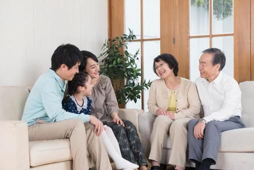The third generation family telling 3