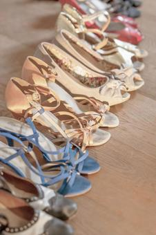 Shoes and Landscapes 21