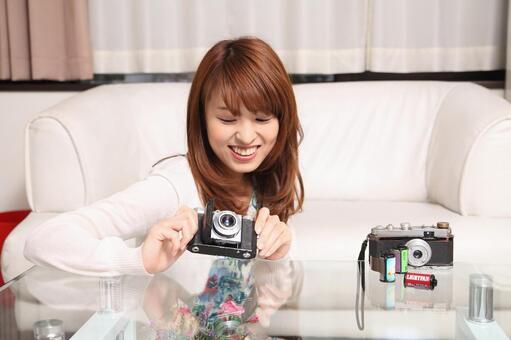 My hobby is camera 2