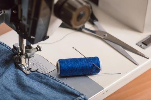 Sewing machine 6