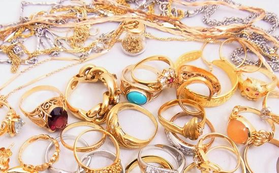 Jewelry Collection 2 Precious Metal Jewelery Image Material