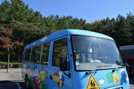 Infant shuttle bus