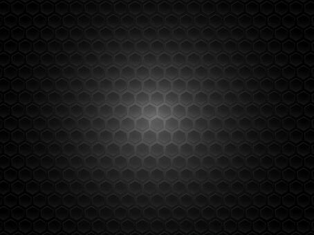 Hexagonal punching style background pattern material 1