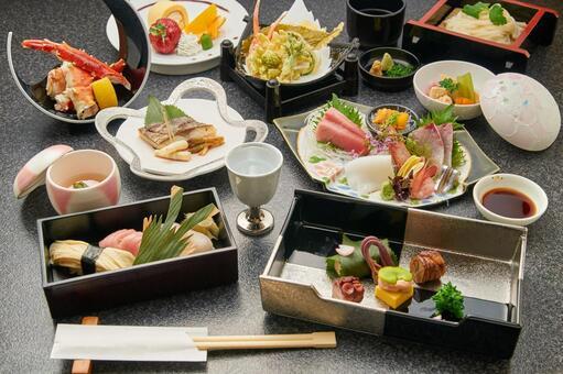 Kaiseki cuisine image