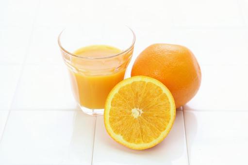 切橙子和橙汁5