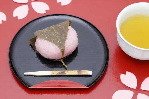 Sakurajima Japanese sweets