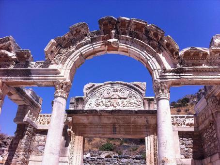 Turkey Ephesus Ruins