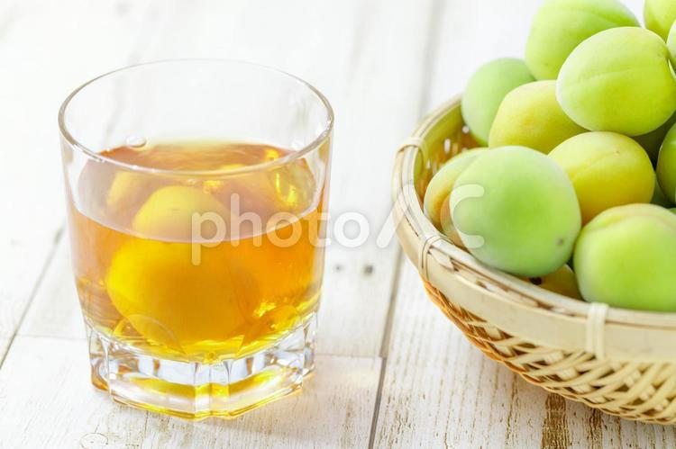 梅酒の写真