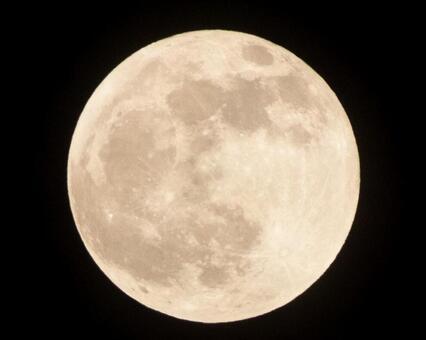 Full moon beaver moon