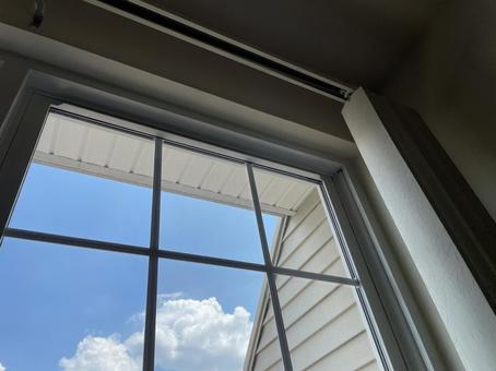Window and sky 3