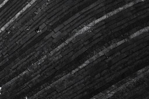 Stoned _ swell pattern _ black _ background