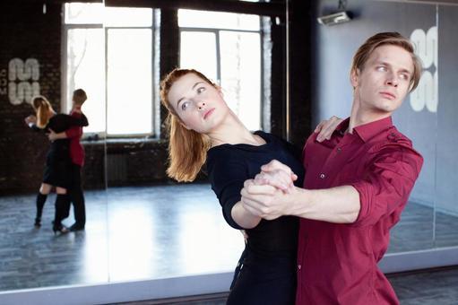 Dancing in a duet 3