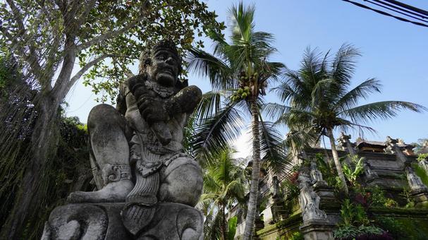 Landscape of Ubud, Bali