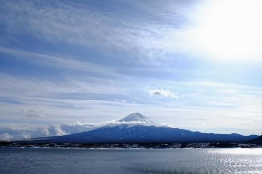 Kawaguchiko and Mt. Fuji 2