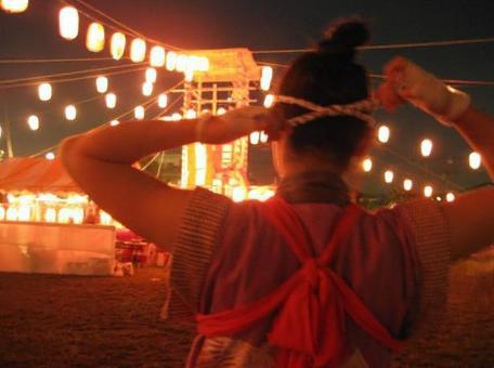 Festival / toy / summer festival / drum