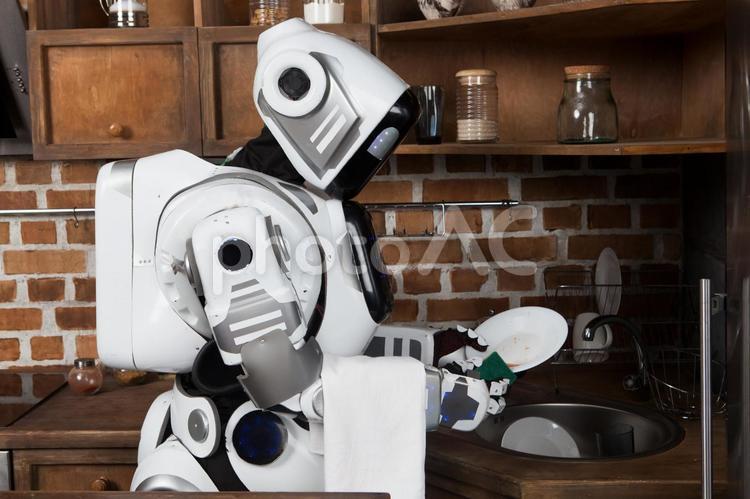 ロボット162の写真