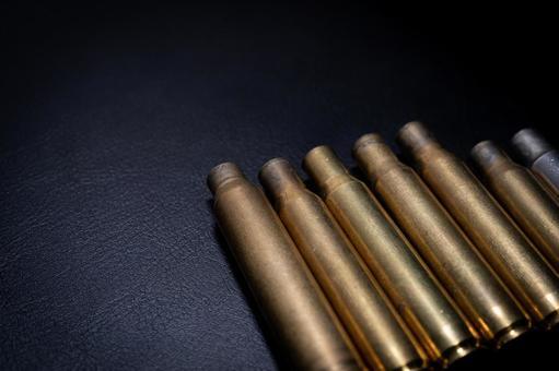 [Gun] Bullet, cartridge case, war image [Military]