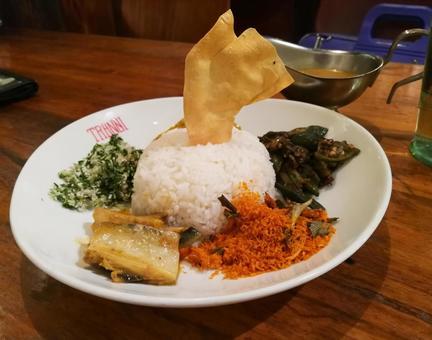 Mackerel Sri Lankan Curry