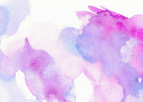 Water color material 014